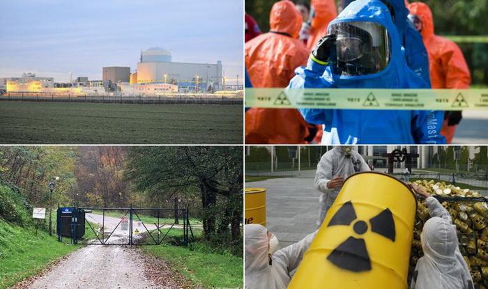 Hrvatska odlučila: Radioaktivni otpad na granici s BiH – Biznis.ba